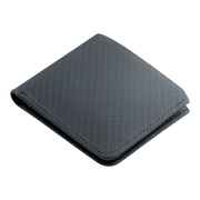 Pioneer Division 3PN Matte Billfold Wallet (Slate) - Angled View