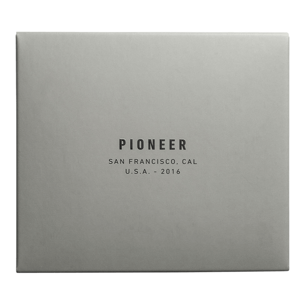 Pioneer Flyfold 10XD Ripstop Bifold Wallet (Black) - Packaging