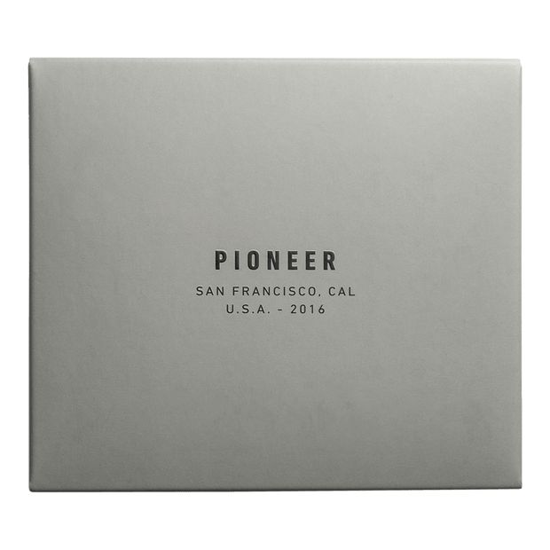 Pioneer Flyfold 10XD Ripstop Bifold Wallet (Blue) - Packaging