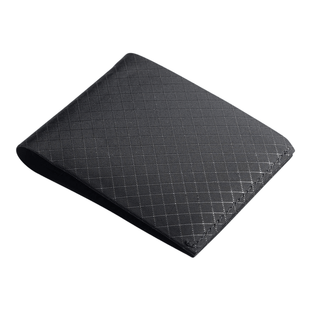 Pioneer Flyfold 10XD Ripstop Bifold Wallet (Onyx) - Angled View