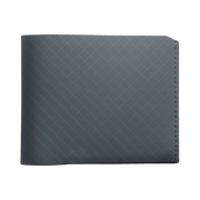 Pioneer Flyfold 3PN Matte Bifold Wallet (Slate) - Front View