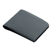 Pioneer Flyfold 3PN Matte Bifold Wallet (Slate) - Angled View