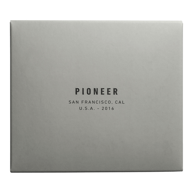 Pioneer Ion 10XD Ripstop Bifold Wallet (Black) - Packaging