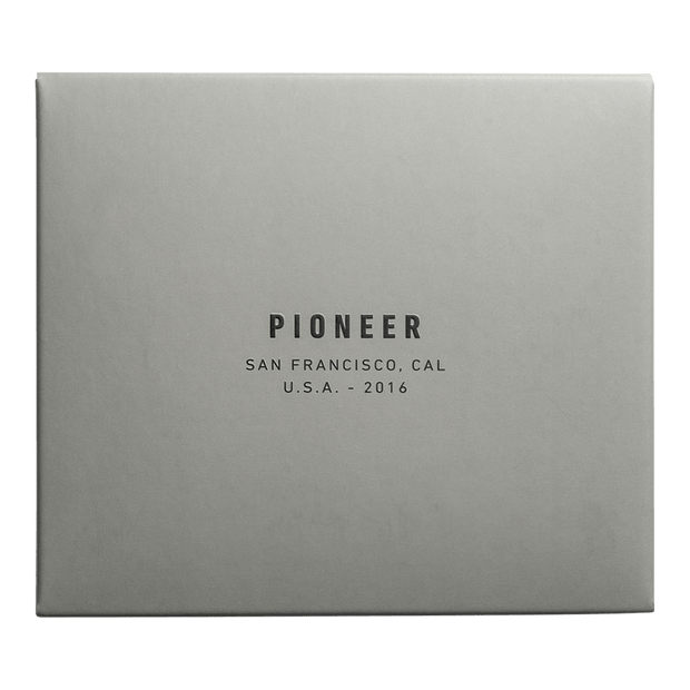 Pioneer Ion 10XD Ripstop Bifold Wallet (Blue) - Packaging