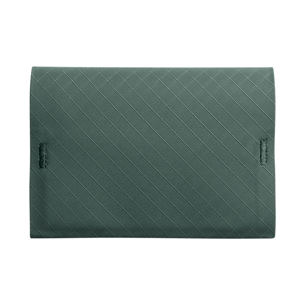 Pioneer Ion 3PN Matte Bifold Wallet (Evergreen) - Front View