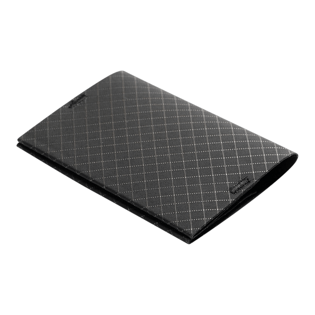 Pioneer Ion 10XD Ripstop Bifold Wallet (Onyx) - Angled View