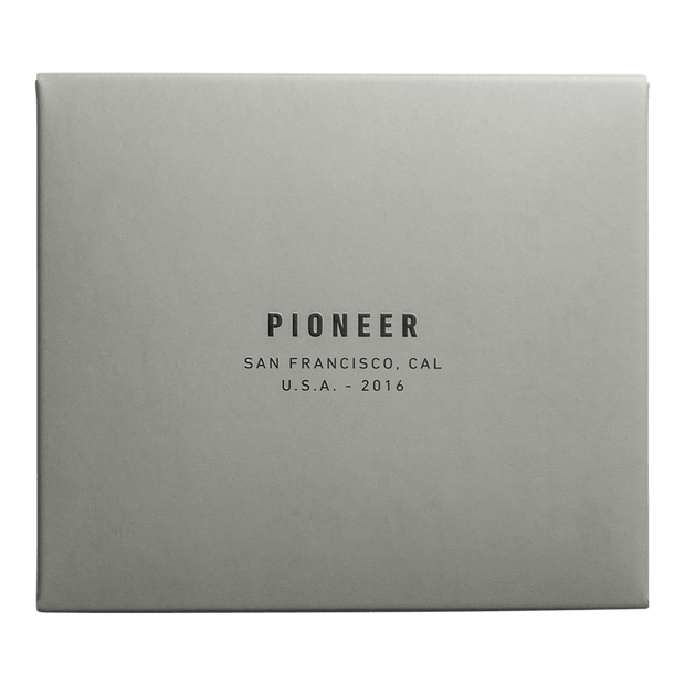 Pioneer Ion 10XD Ripstop Bifold Wallet (Onyx) - Packaging