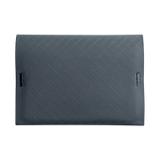 Pioneer Ion 3PN Matte Bifold Wallet (Slate) - Front View