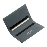 Pioneer ION 10XD Ripstop Bifold Wallet (Slate) - Cards & Cash