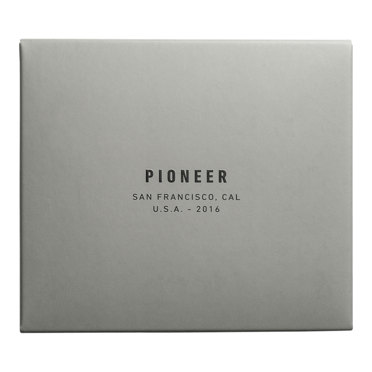 Pioneer Matter 10XD Ripstop Bifold Wallet (Black) - Packaging