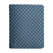 Pioneer Matter 10XD Ripstop Bifold Wallet (Blue) - Front View