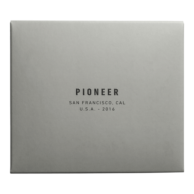 Pioneer Matter 10XD Ripstop Bifold Wallet (Blue) - Packaging