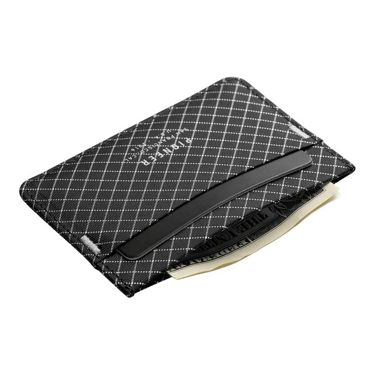 Pioneer Molecule 10XD Ripstop Card Wallet (Black) - Cards & Cash