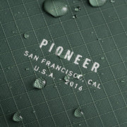 Pioneer Molecule 3PN Matte Card Wallet (Evergreen) - 3PN Technology