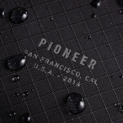 Pioneer Matter 10XD Ripstop Bifold Wallet (Onyx) - 10XD Technology