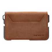 Dango D01 Dapper Bifold Special Edition Wallet (Slate Grey) - Back View