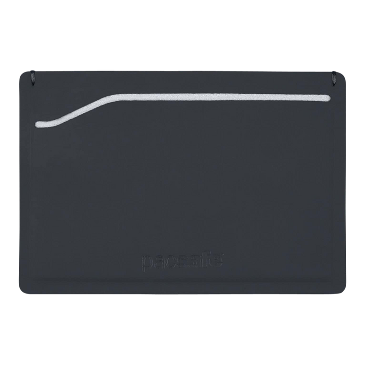Pacsafe RFIDsafe TEC Sleeve Wallet (Black) - Front View