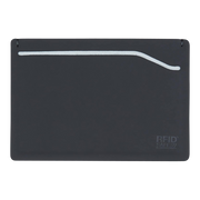 Pacsafe RFIDsafe TEC Sleeve Wallet (Black) - Back View
