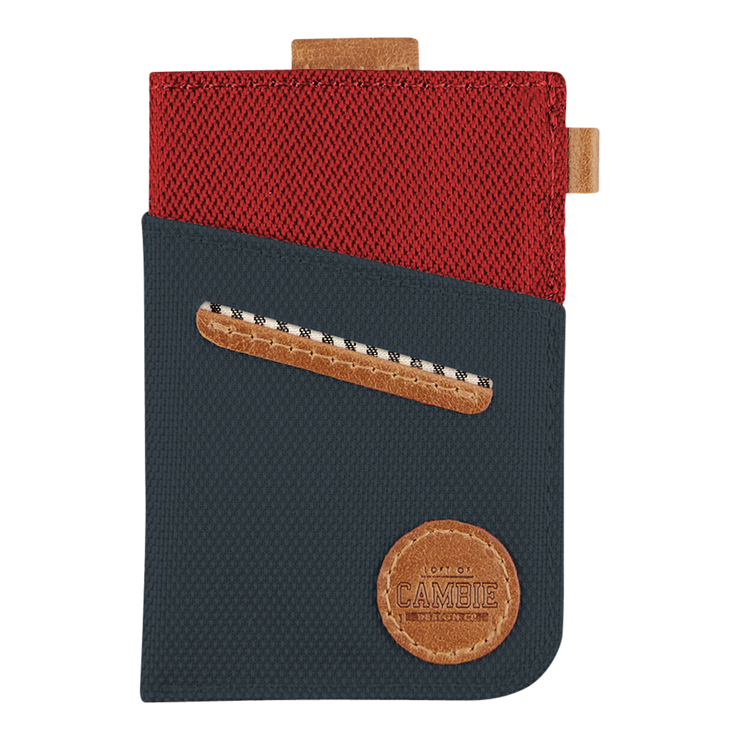 Loft of Cambie Wolyt Sleeve Sport (Red/Navy) - Front View
