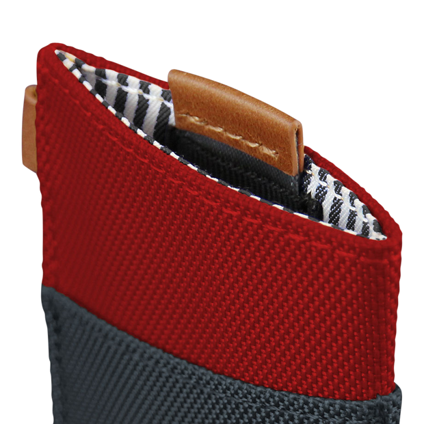 Loft of Cambie Wolyt Sleeve Sport (Red/Navy) - Pull Tab