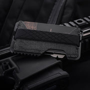 Dango T01 Tactical Spec-Ops Special Edition Wallet (Gunmetal) - Mil-Spec Bolts