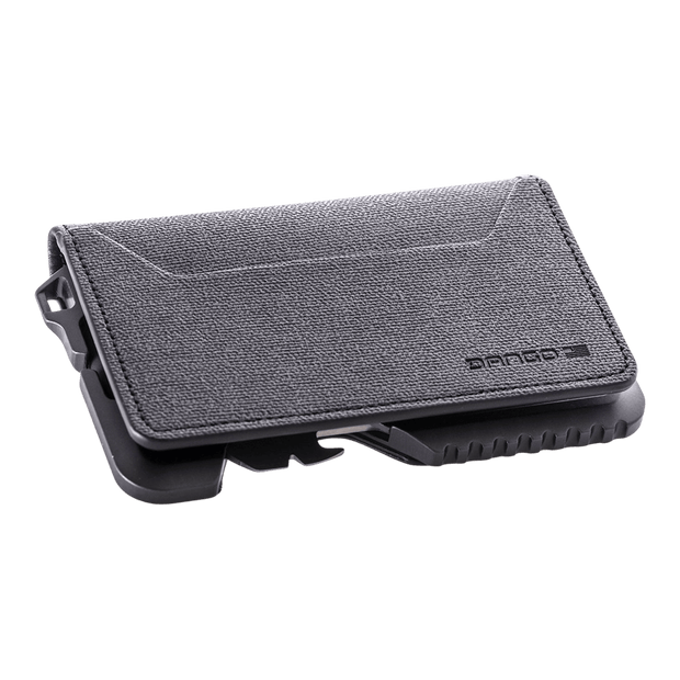 Dango T01 Tactical Bifold Spec-Ops Special Edition Wallet (Gunmetal) - Back Pocket