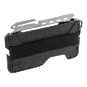 Dango T01 Tactical Spec-Ops Special Edition Wallet (Gunmetal) - MT02 Multi Tool Fitted