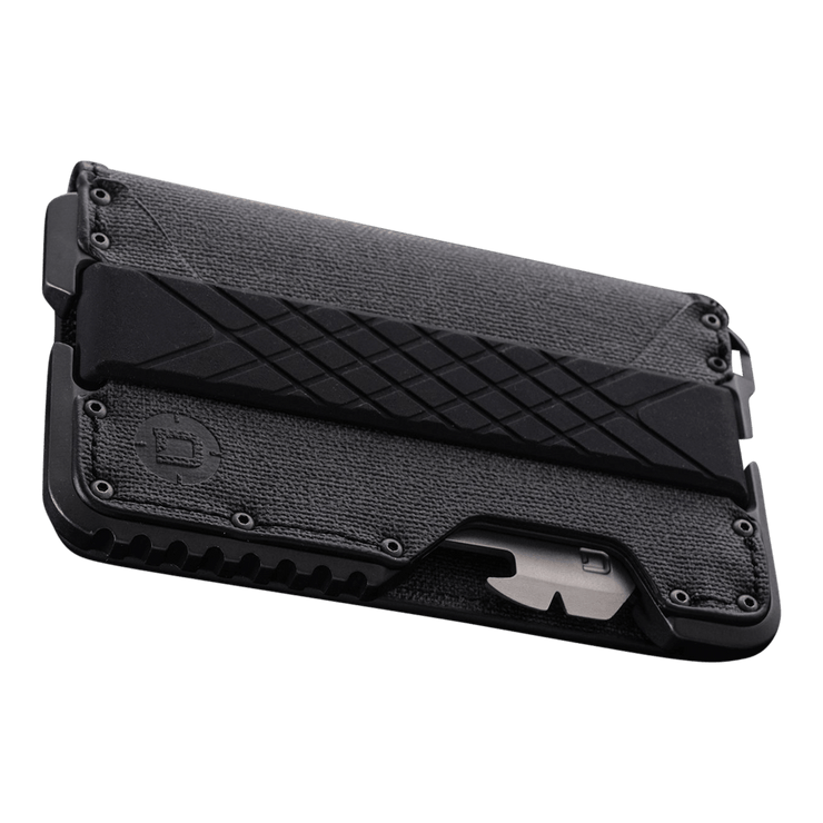 Dango T01 Tactical Bifold Spec-Ops Special Edition Wallet (Gunmetal) - Slim Profile