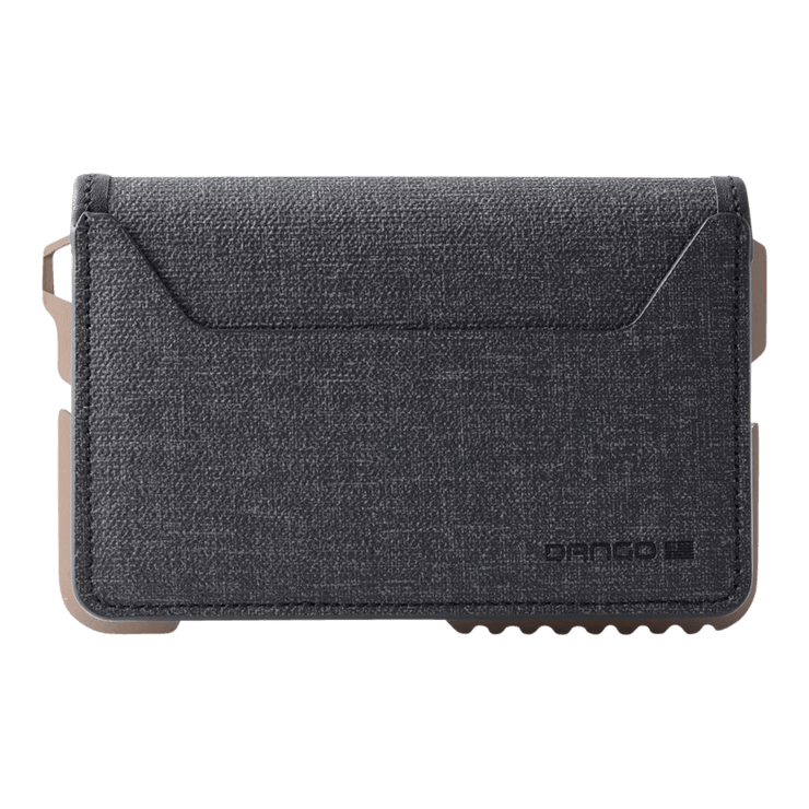 Dango T01 Tactical Bifold Spec-Ops Wallet (Desert Sand) - Back View