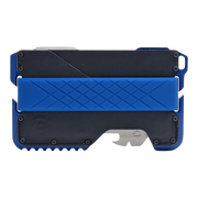 Dango T01 Tactical Special Edition Wallet (Blueline) - Front View