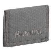 Maxpedition AGR TFW Trifold Wallet (Grey) - Advanced Gear Research
