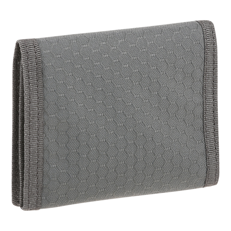 Maxpedition AGR TFW Trifold Wallet (Grey) - Back View
