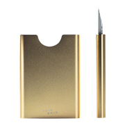 Thin King Gorditio Aluminium Card Case (Champagne) - Slim Profile