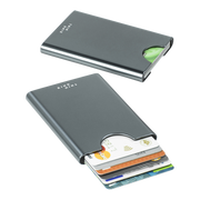 Thin King Gorditio Aluminium Card Case (Titan) - RFID Safe