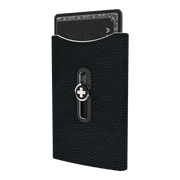 Wagner SwissWallet Skin Leather Wallet - Easy Access Button