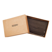 Zippo Leather Biker Wallet - Packaging