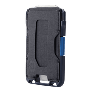 Dango M1 Maverick Single Pocket Spec-Ops Special Edition Wallet (Blueline) - Angled View