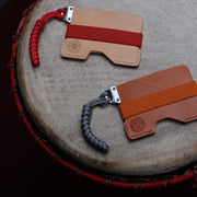 DANGO C01 CIVILIAN WALLET (BURNT ORANGE)