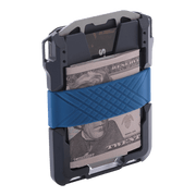 Dango M1 Maverick Single Pocket Spec-Ops Special Edition Wallet (Blueline) - Cash Strap