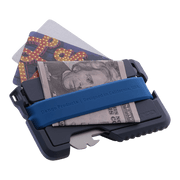 Dango T01 Tactical Spec-Ops Special Edition Wallet (Blueline) - Cash & Cards