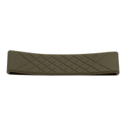 Dango Silicone Wallet Band (OD Green) - Front View
