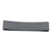 Dango T01c Tactical Wallet Bundle (Raw Hide) - Grey Silicone Band