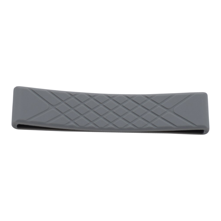 Dango Silicone Wallet Band (Grey) - Front View