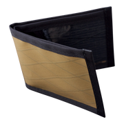 Flowfold Vanguard Limited Billfold Wallet (Coyote Brown) - Open View