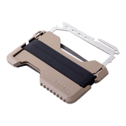 Dango T01 Tactical Spec-Ops Wallet (Desert Sand) - MT02 Multi Tool Fitted