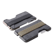 Dango T01 Tactical Spec-Ops Wallet (OD Green) - T01 Tactical Spec-Ops Front View