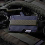 Dango T01 Tactical Spec-Ops Wallet (OD Green) - Mil-Spec Bolts