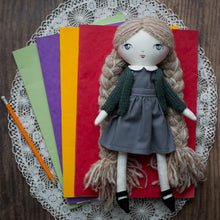 "Load image into Gallery viewer, School uniform (for 14"" and 10"" dolls)"