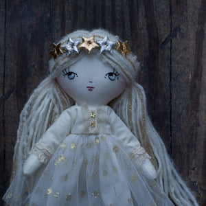 "Star headband (10"" & 14"" dolls)"