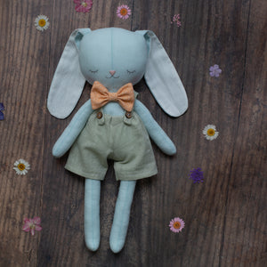 Mix and match bunny outfit